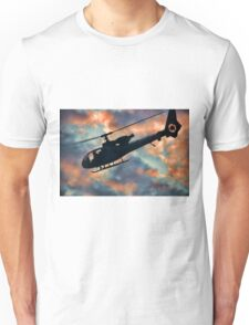 Helicopter  Unisex T-Shirt