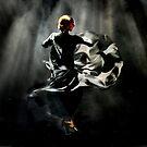 Dancing in the dark by Alan Mattison