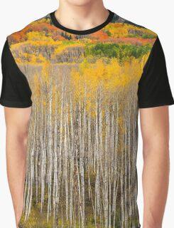Reaching Aspens Graphic T-Shirt