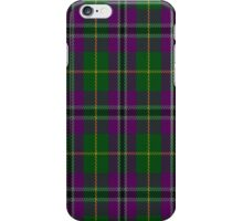 00935 Wilson's No. 124 Fashion Tartan Fabric Print Iphone Case iPhone Case/Skin