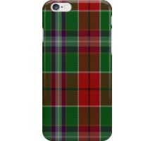 00937 Wilson's No. 132 Fashion Tartan Fabric Print Iphone Case iPhone Case/Skin
