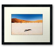 Dead Vlei, Namibia Framed Print