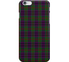 00939 Wilson's No. 137 Fashion Tartan Fabric Print Iphone Case iPhone Case/Skin