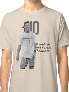 Ronaldo de Assis Moreira Ronaldinho Classic T-Shirt