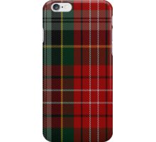 00945 Wilson's No. 155 Fashion Tartan Fabric Print Iphone Case iPhone Case/Skin
