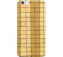 Golden Squares iPhone Case/Skin