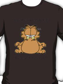 Garfield Grumpy Cat T-Shirt