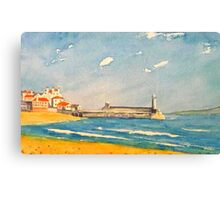St Ives  Canvas Print