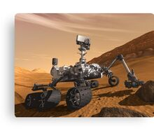Mars Rover - Next Generation  Canvas Print