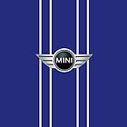 Mini Cooper Starlight Blue by N1K0VE