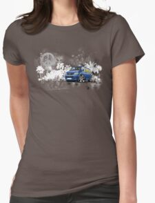 T5 Grunge (W) Womens Fitted T-Shirt