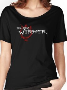 Daedra Worshiper V2 Women's Relaxed Fit T-Shirt