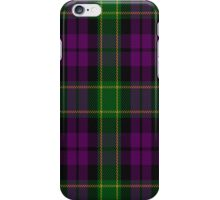 00951 Wilson's No. 160 Fashion Tartan Fabric Print Iphone Case iPhone Case/Skin