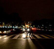 Crosswalk by K. Abraham