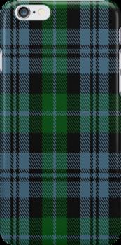 00953 Wilson's No. 166 Fashion Tartan Fabric Print Iphone Case by Detnecs2013