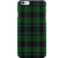 00954 Wilson's No. 167 Fashion Tartan Fabric Print Iphone Case iPhone Case/Skin