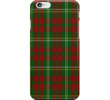 00955 Wilson's No. 169 Fashion Tartan Fabric Print Iphone Case iPhone Case/Skin