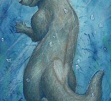 Otter Love by farorenightclaw