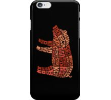 Pig Meat iPhone Case/Skin
