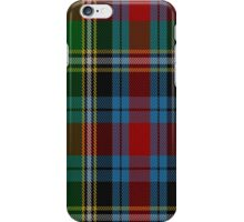 00963 Wilson's No. 181 Fashion Tartan Fabric Print Iphone Case iPhone Case/Skin