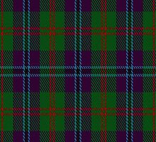 00964 Wilson's No. 183 Fashion Tartan Fabric Print Iphone Case by Detnecs2013