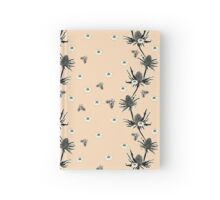 Sea Holly - Blush Hardcover Journal