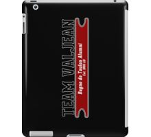 Team Valjean iPad Case/Skin