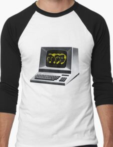 Kraftwerk Computer World  Men's Baseball ¾ T-Shirt