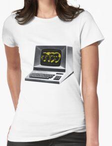 Kraftwerk Computer World  Womens Fitted T-Shirt