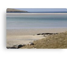 Harris Lands Canvas Print