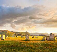 Castlerigg Stone Circle by Ian Wray