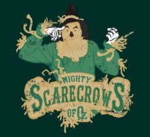 Mighty Scarecrows of Oz by DCVisualArts