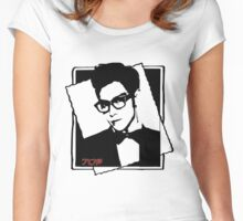 K Pop, Big Bang, Top Women's Fitted Scoop T-Shirt