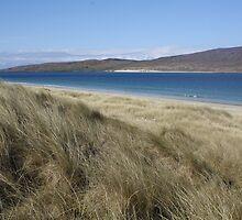 Luskentyre Beach, Harris by Caroline Mackay