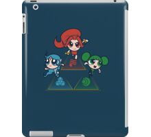 Powerpuff Goddesses iPad Case/Skin