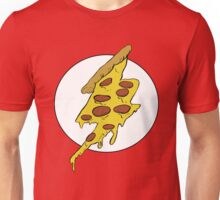 The Flash - Pizza Unisex T-Shirt