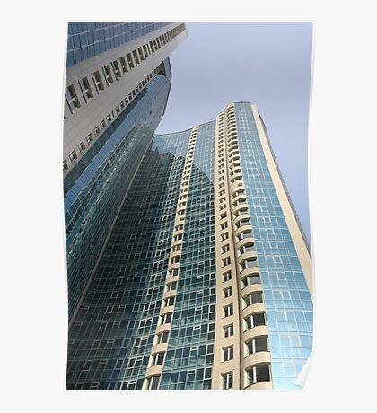 skyscraper Poster