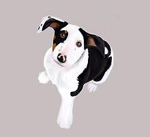 Puppy  by AliyaBloodHeart