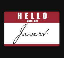 HELLO and I am Javert by SprinkleBuns