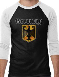Germany Men's Baseball ¾ T-Shirt
