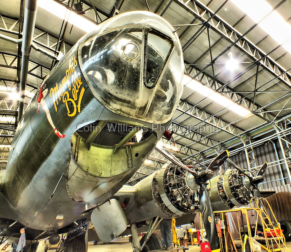 Sally B  Winter Service 2013 - HDR by Colin  Williams Photography