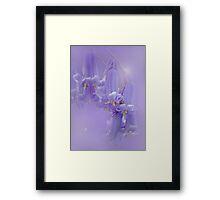 Spring Bells Framed Print