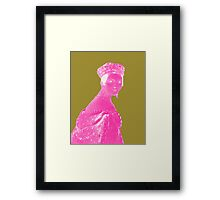 Mommy Issues Framed Print