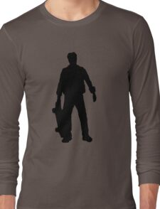 Marty Icon Tee Long Sleeve T-Shirt