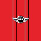 Mini Cooper Chili Red by N1K0VE