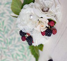 Blackberry Bouquet by LuceBianca