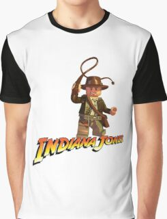 Indiana Jones - Lego version Graphic T-Shirt