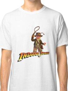 Indiana Jones - Lego version Classic T-Shirt