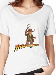 Indiana Jones - Lego version Women's Relaxed Fit T-Shirt