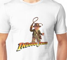 Indiana Jones - Lego version Unisex T-Shirt